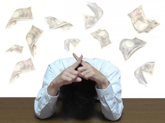 FXで損失が膨らむと強制ロスカット!FXで破産して借金を抱える人の特徴!